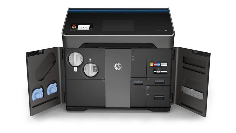 HP Jet Fusion 500/300 Series: Imagem 3