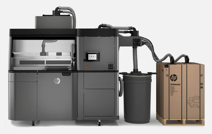 HP Jet Fusion 4200 Series: Imagem 2
