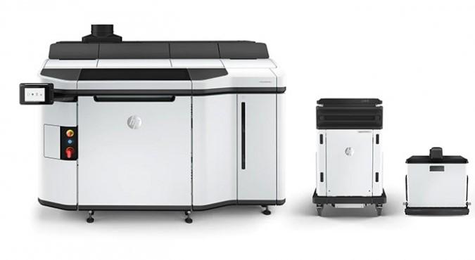 HP Jet Fusion 5200 Series: Imagem 1